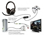XBOX 360 TURTLE BEACH EAR FORCE XLA