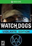 XBOX ONE - Watch Dogs VIGILANTE EDITION