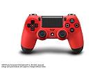 גויסטיק PS4 Dualshock 4 Controller צבע אדום