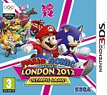 3DS MARIO&SONIC AT THE LONDON 2012 OLYMPIC GAMES