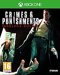 XBOX ONE CRIMES & PUNISHMENTS SHERLOCK HOLMES אירופאי!