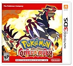 3DS Pokemon Omega Ruby
