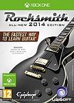 XBOX ONE - RockSmith 2014