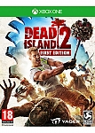 XBOX ONE Dead Island 2 First Edition אירופאי!