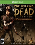 XBOX ONE The Walking Dead season 2 אירופאי!