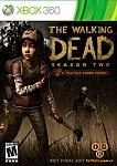 XBOX 360 The Walking Dead season 2
