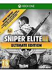 XBOX ONE Sniper Elite 3 - Ultimate Edition