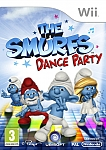 WII THE SMURFS DANCE PARTY