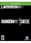 XBOX ONE Tom Clancy's Rainbow 6: Siege אירופאי