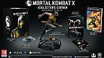 XBOX ONE mortal kombat x Kollector's Edition אירופאי!