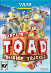WIIU Captain Toad Treasure Tracker