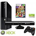 Microsoft Xbox 360 S 500GB Kinect RGH PALמוסב
