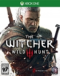 XBOX ONE THE WITCHER 3: THE WILD HUNT אירופאי!!