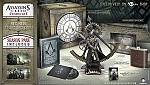 XBOX ONE Assassin's Creed Syndicate Big Ben Exclusive Collector's Edition אירופאי!!
