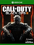 XBOX ONE CALL OF DUTY BLACK OPS III אירופאי!!