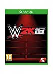 XBOX ONE WWE 2K16 אירופאי!!