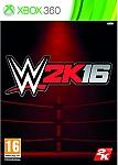 XBOX 360 WWE 2K16 אירופאי!!