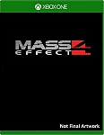 XBOX ONE MASS EFFECT 4