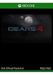 XBOX ONE Gears Of War 4 אירופאי!!