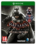 XBOX ONE Batman Arkham Knight Special Edition אירופאי!