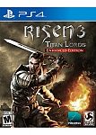 PS4 Risen 3 Enhanced Edition
