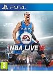 PS4 NBA LIVE 16 אירופאי!