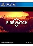 PS4 FIREWATCH אירופאי!