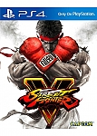 PS4 STREET FIGHTER 5 אירופאי!