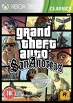 Xbox 360 GTA San Andreas