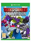 XBOX ONE Transformers Devastation אירופאי!