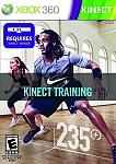 XBOX 360 Kinect Nike Training