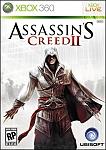 XBOX 360 Assassin's Creed 2