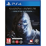 PS4 Middle Earth: Shadow of Mordor: Game Of The Year Edition אירופאי!!