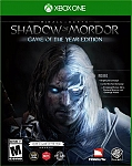 XBOX ONE Middle Earth: Shadow of Mordor: Game Of The Year Edition אירופאי!!