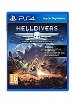 PS4 Helldivers אירופאי!!