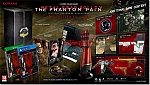PS4 Metal Gear Solid V: The Phantom Pain Collector's Edition
