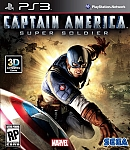 PS3 Captain America Super Soldier