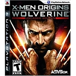 PS3 X-Men Origins: Wolverine