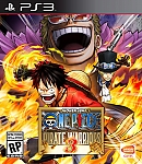 PS3 One Piece: Pirate Warriors 3