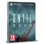 PS4 Until Dawn Special Edition אירופאי!!
