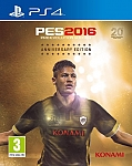 PS4 PRO EVOLUTION SOCCER 2016  Anniversary Edition אירופאי!!