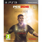 PS3 PRO EVOLUTION SOCCER 2016 Anniversary Edition אירופאי!!