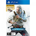 PS4 The Witcher 3: Wild Hunt - Hearts of Stone Expansion