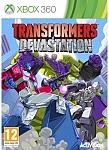 XBOX 360 Transformers Devastation