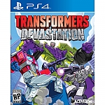 PS4 Transformers Devastation אירופאי!