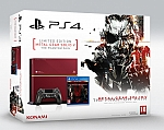 PS4 500GB Metal Gear Solid V Bundle