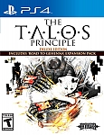 PS4 The Talos Principle Deluxe Edition