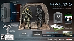 XBOX ONE HALO 5 Guardians Collector's Edition אירופאי!