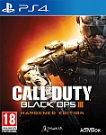 PS4 CALL OF DUTY BLACK OPS III HARDENED EDITION אירופאי!!