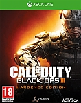 XBOX ONE CALL OF DUTY BLACK OPS III HARDENED EDITION אירופאי!!